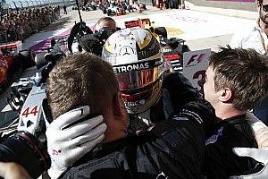 أجمل الصور من سباق جائزة الولايات المتحدة الكبرى 2017