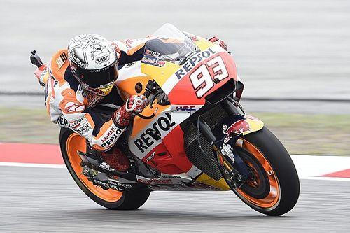 """Marquez: """"Trabajo para ganar la carrera, no para terminar quinto"""""""