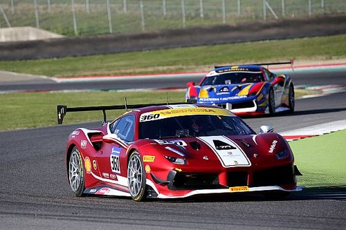 Ferrari World Finals: Laursen triumphs in Coppa Shell final