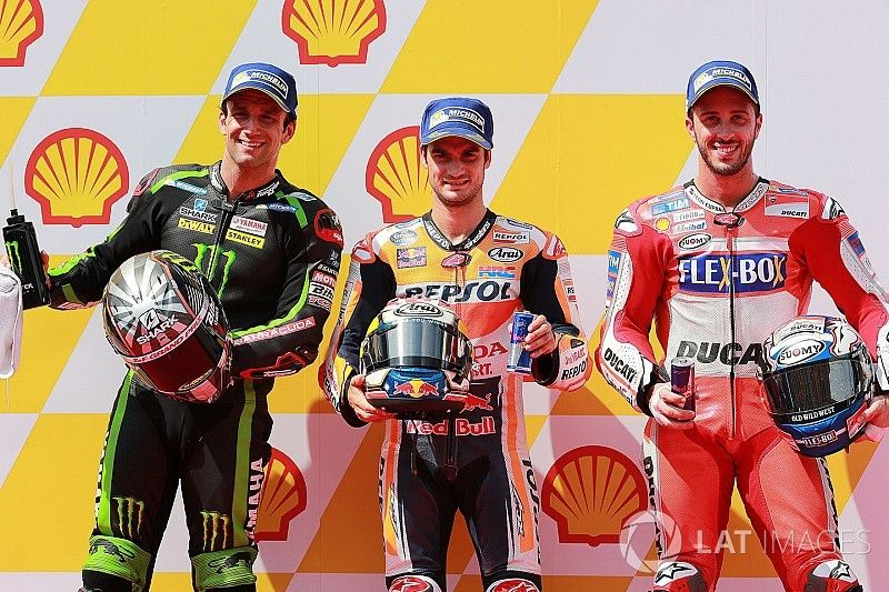 Starting grid MotoGP Malaysia 2017