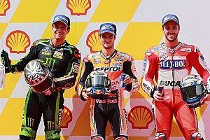 Pedrosa logró la pole y Márquez largará séptimo en Malasia