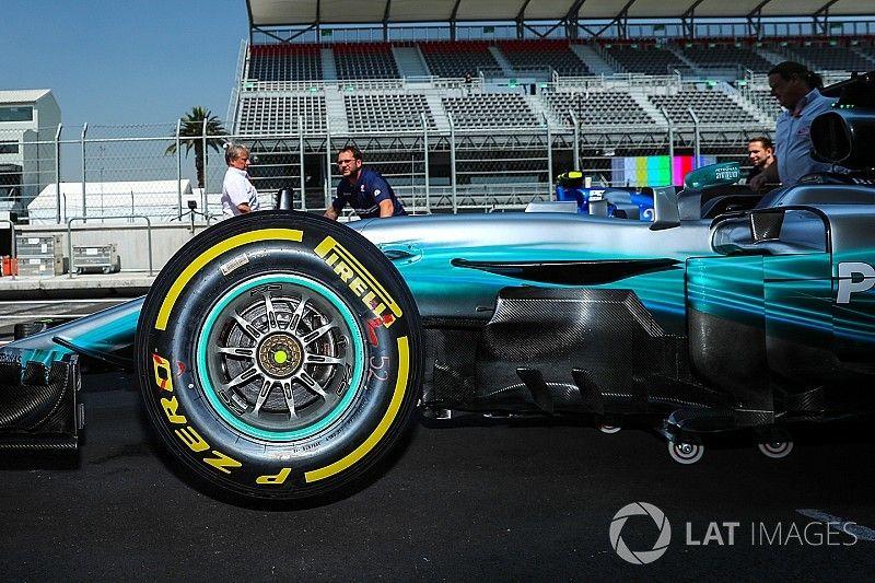 Todos los números de Pirelli tras la temporada 2017 de F1