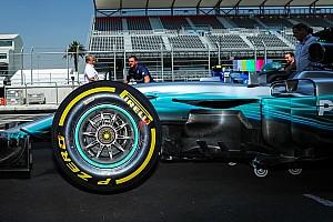 Формула 1 Новость Pirelli протестирует шины 2019 года на восьми трассах