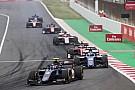 FIA F2 F2'de Halo hayat kurtardı!