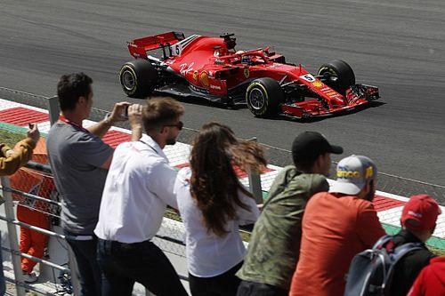 Vettel tratará de lograr su primera pole en España