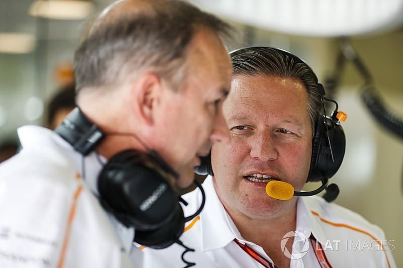 """McLaren: """"Nincs pénzügyi gondunk…"""""""