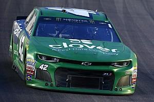 NASCAR Cup Breaking news Kyle Larson's tough night at Kansas may yet get worse