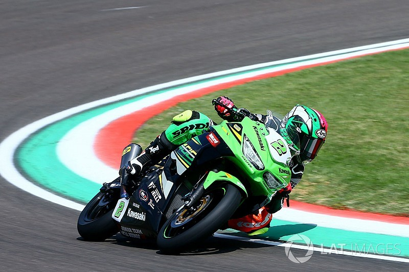 Carrasco takes historic SSP300 points lead at Imola