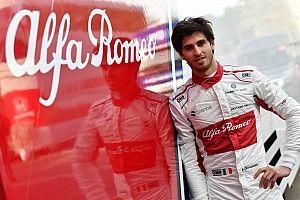 Giovinazzi acompañará a Raikkonen en Sauber para 2019
