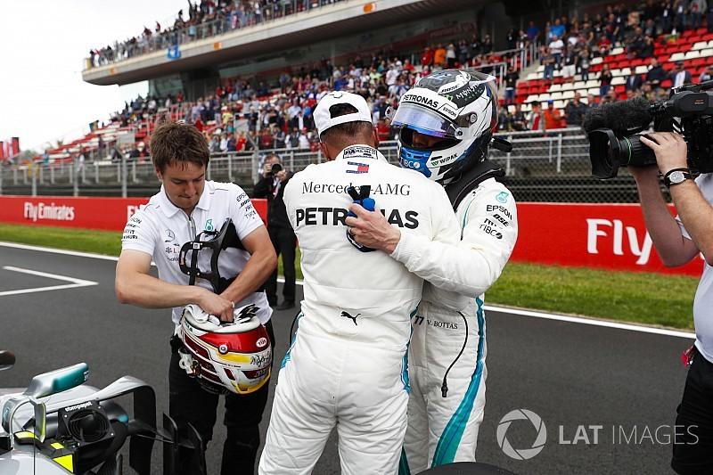 İspanya GP: Sıralamalarda takım arkadaşları mücadelesi