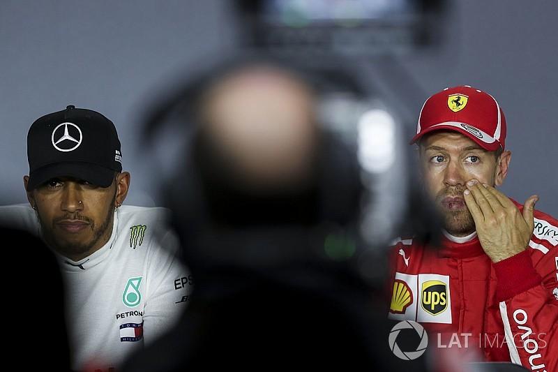 Hamilton & Vettel sauer: Fragt doch endlich mal die Fahrer!