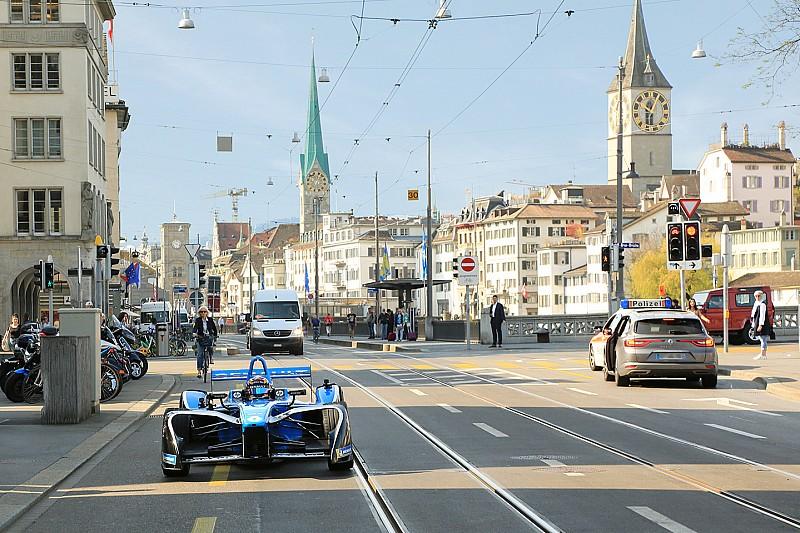 Vorschau Zürich: Formel E vor historischem Moment