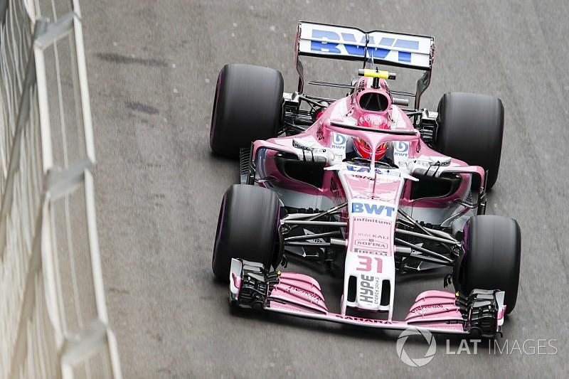 «Обман и бессмыслица». Force India о новом топливном регламенте