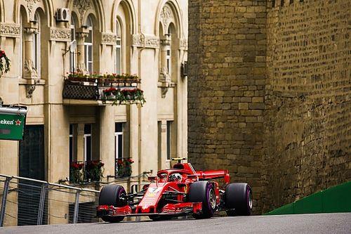 En direct : suivez le GP d'Azerbaïdjan