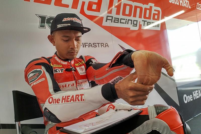 Kembali ke Catalunya, Dimas siap lanjutkan tren positif