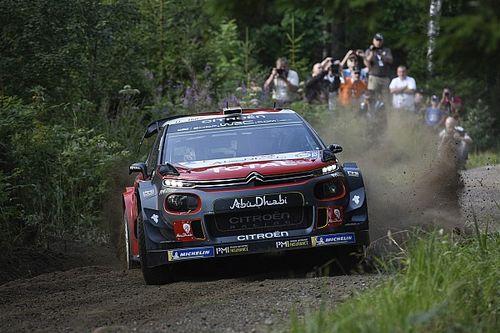 Finlandia, PS4: Ostberg sorprende tutti ed è il nuovo leader della gara. Mikkelsen finisce nel fosso!