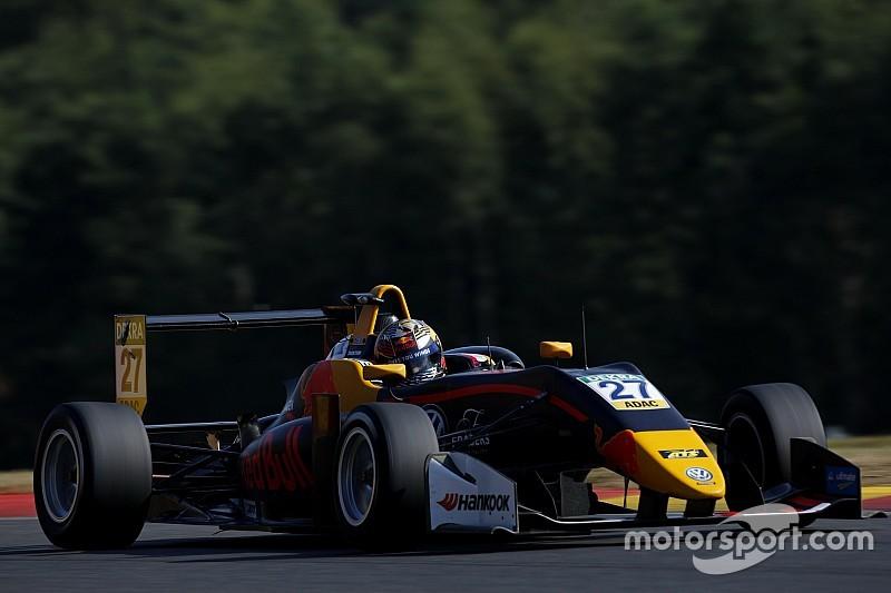 Aron spedito a muro, Ticktum ringrazia e conquista Gara 2 a Spa-Francorchamps