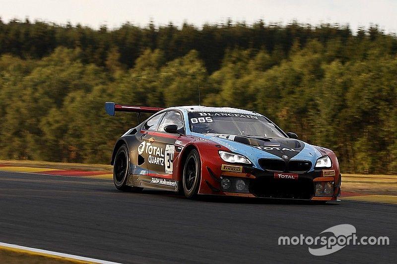 BMW trionfa ancora alla 24 Ore di Spa-Francorchamps grazie a Eng, Blomqvist e Krognes