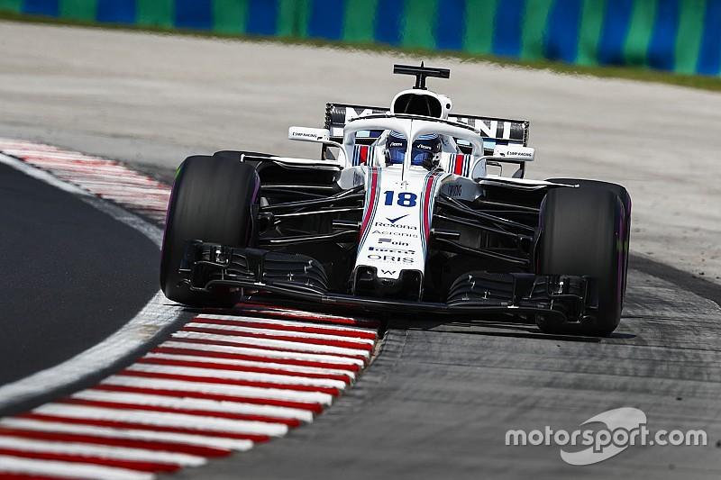 Balanço de meio de temporada: Williams, a decepção de 2018