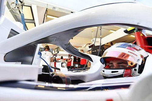 Leclerc: a gyenge kezdés miatt nagyobbnak tűnik a Sauber fejlődése