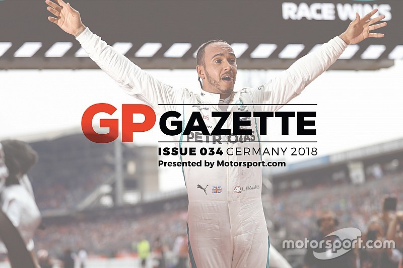 Issue #34 of GP Gazette is now online