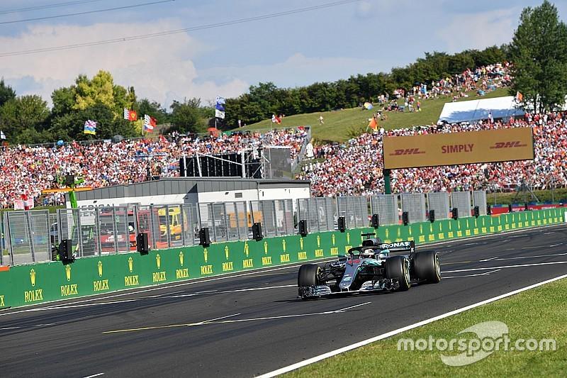 """Hamilton: """"Onze focus ligt op verbeteren van kwalificatie"""""""