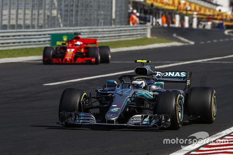 Bottas úgy érzi, Vettelnél és Ricciardónál sem ő volt a hibás
