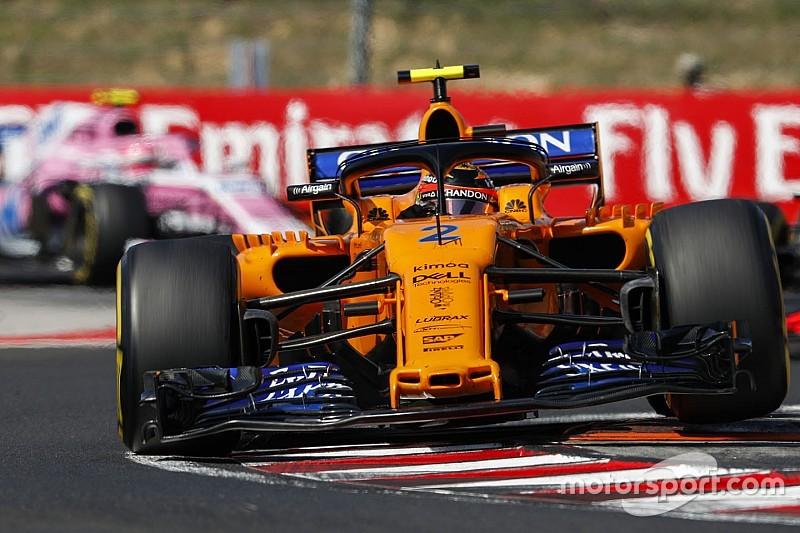 Vandoorne, yeni şasiyle ilk yarışın ardından iyimser