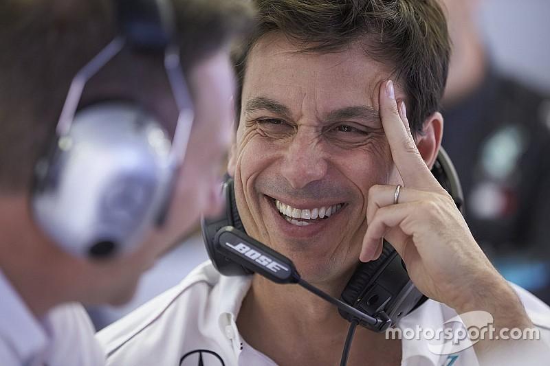 """Wolff: """"La Mercedes di quest'anno è veloce, ma è una vettura difficile da guidare"""""""
