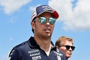 "No ""animosity"" towards Perez - Force India"