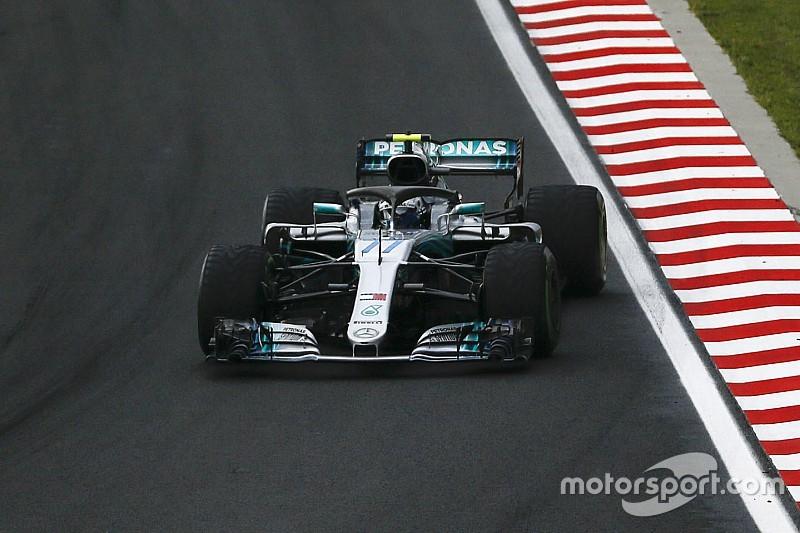 Bottas: Vettel ve Ricciardo ile temasta gidebileceğim hiçbir yer yoktu