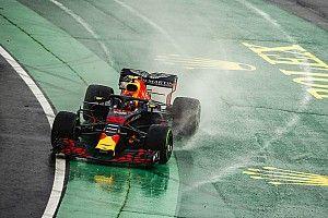 """Red Bull's 2018 car """"just doesn't work"""" in wet - Verstappen"""