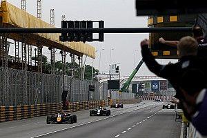 Watch Macau GP's craziest-ever finish