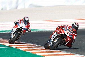 """Dovizioso: """"Lorenzo irá muy rápido, pero entre eso y ganar hay diferencia"""""""