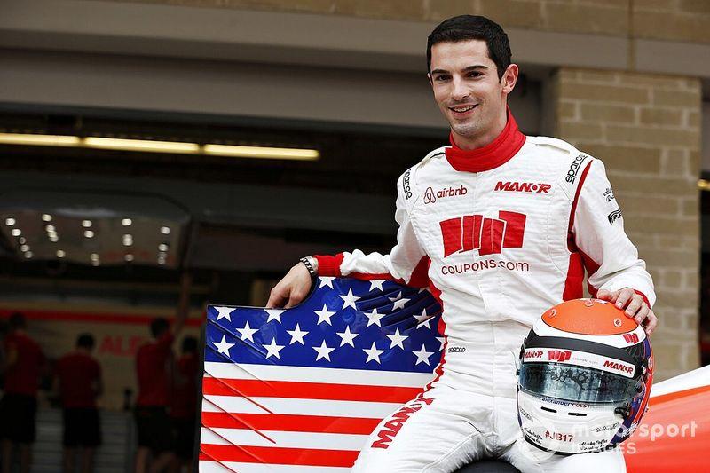 Qu'est-ce qui empêche les Américains de courir en F1 ?
