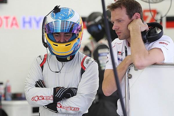 Fernando Alonso würdigt Alex Wurz: Er hat mir bei LMP1-Test sehr geholfen