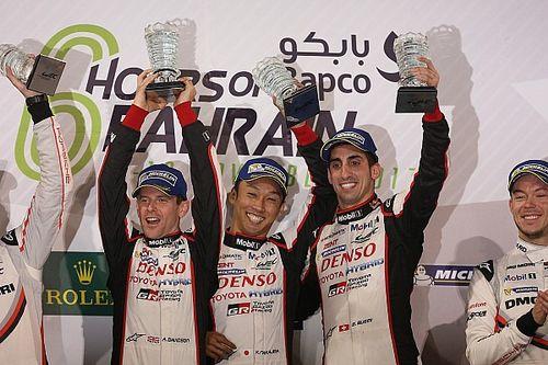 Toyota gana las 6 Horas de Bahrein
