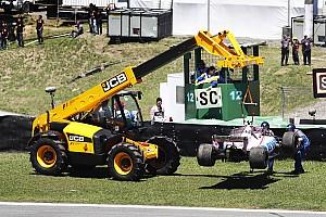 F1 Noticias de última hora Ocon abandonó después de 45 carreras
