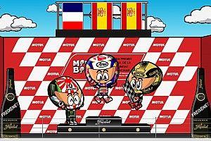 Vídeo: el GP de Valencia 2017 de MotoGP por MiniBikers