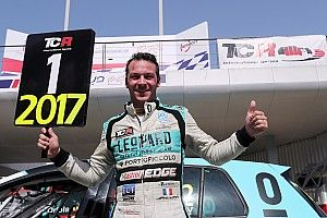 Jean-Karl Vernay champion TCR 2017