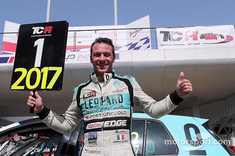 Vernay crowned 2017 TCR International champion