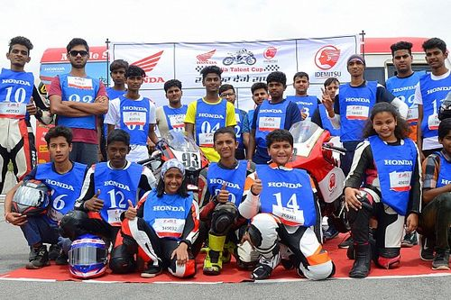Honda India Talent Hunt begins in Bangalore