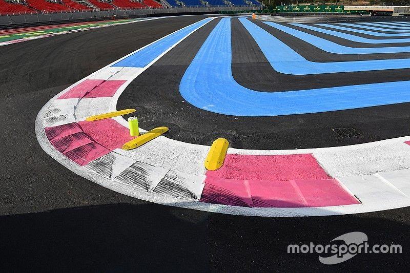 La FIA usará más las soluciones de bolardos en la F1