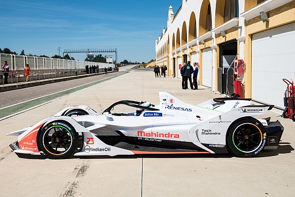 Formula E Breaking news Mahindra to give Gen2 first public run in August