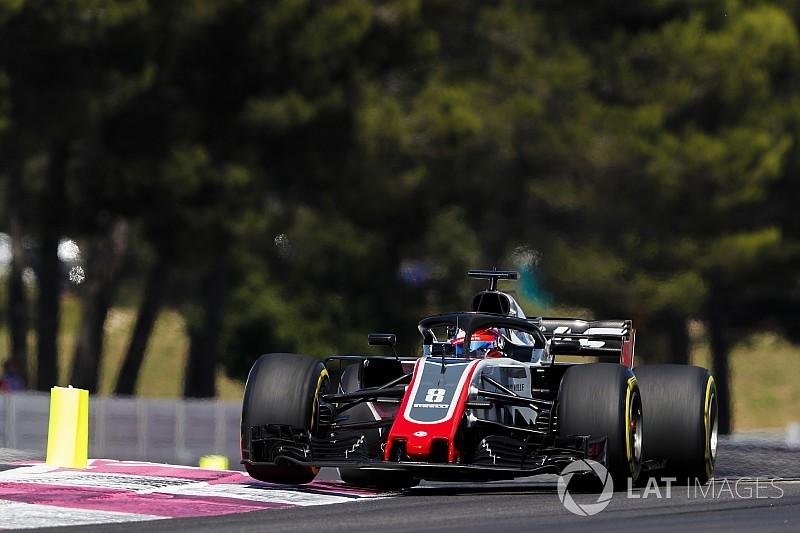 El motor de Grosjean fue enviado a Ferrari para ser revisado