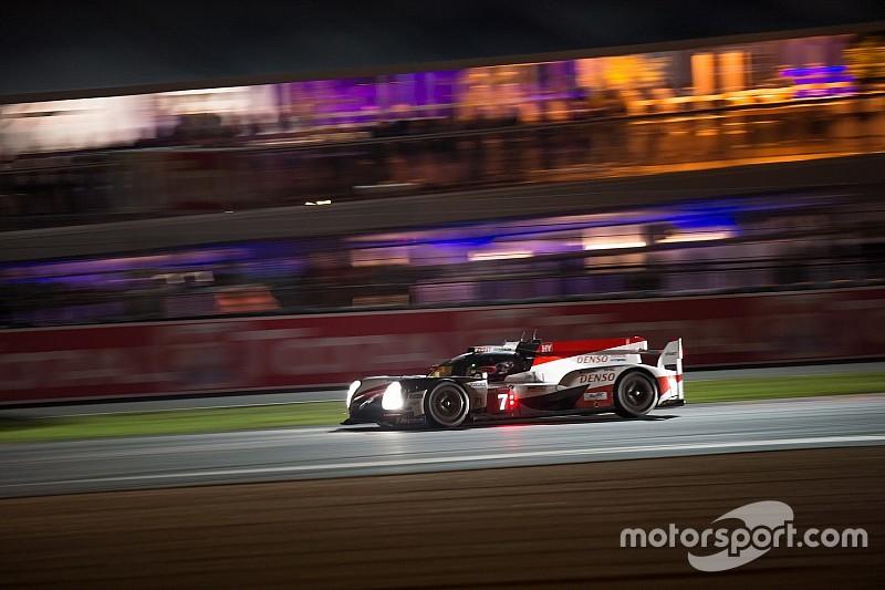 Time de Alonso sofre punição e fica 2 min atrás do Toyota #7