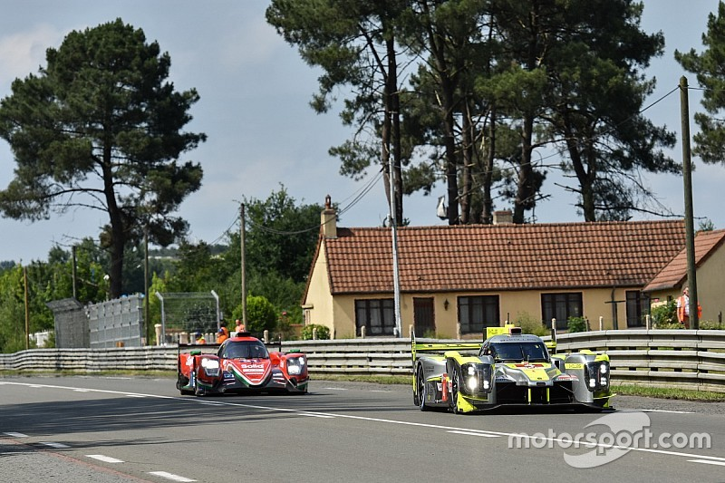 "LMP2s ""very difficult"" to pass for LMP1 privateers"