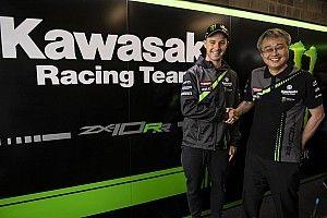 Officiel - Rea reste chez Kawasaki en 2019