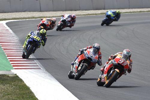 """Márquez: """"Hay varios pilotos aún con opciones al título"""""""