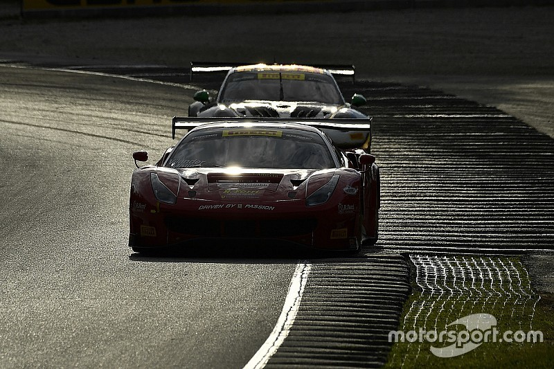 Utah PWC: Ferrari aces dominate SprintX GT after Bentleys flop